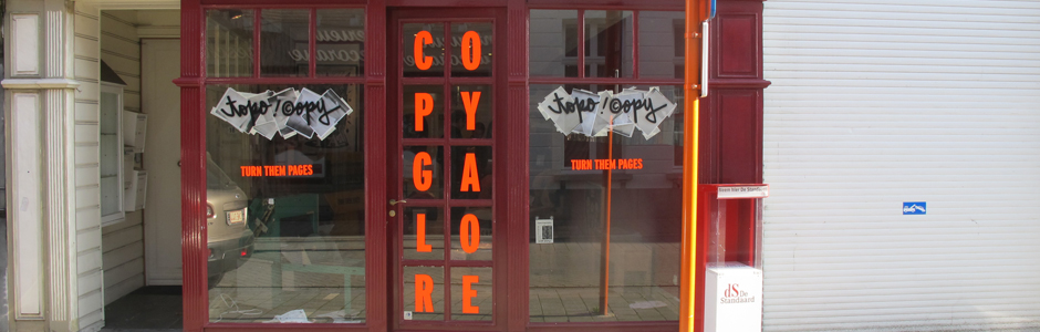 TURN THEM PAGES ◊ COPYBOOK GALORE @ Festival van de Creativiteit – Nov 2012 – Turnhout – The Full Report