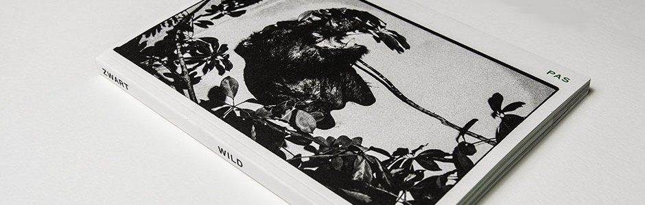ZW/W PAS is a limited edition (200 copies —150 pages) full Riso publication about Zwart Wild by Topo Copy